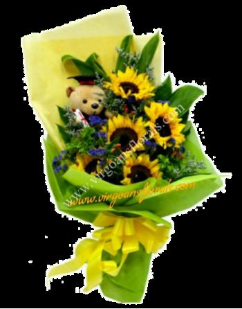 Graduation- Hand Bouquets