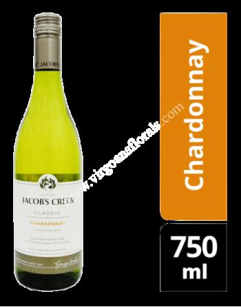 Jacob's Creek Classic White Wine - Chardonnay 750ml