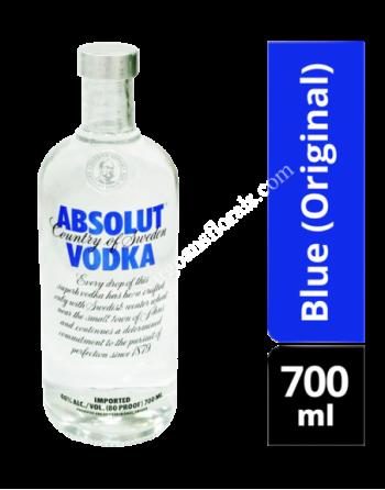 Absolut Vodka - Blue (Original) 700ml