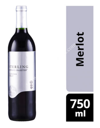 Sterling Red Wine - Merlot 750ml