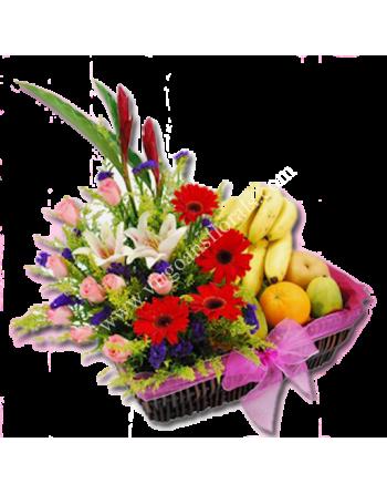 Fruit Baskets - Indulgence