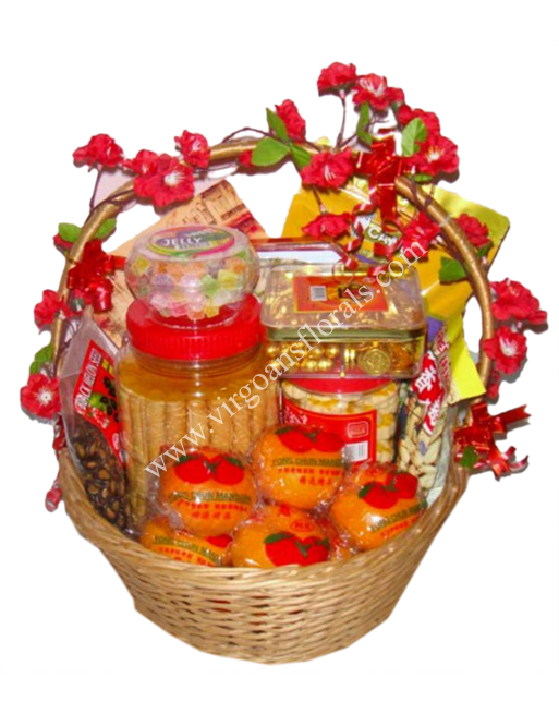 Chinese New Year Hampers - Festive Delights