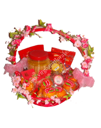 Chinese New Year Hampers - Evergreen Delights