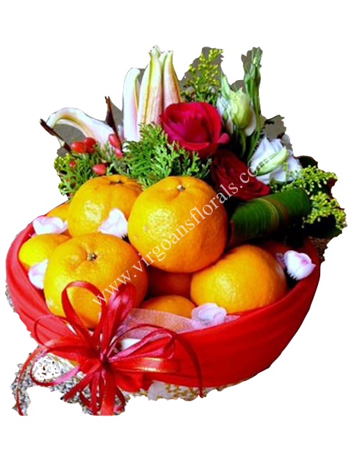Chinese New Year Hampers - Orange Delights