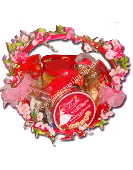 Chinese New Year Hampers - Festive Goodies