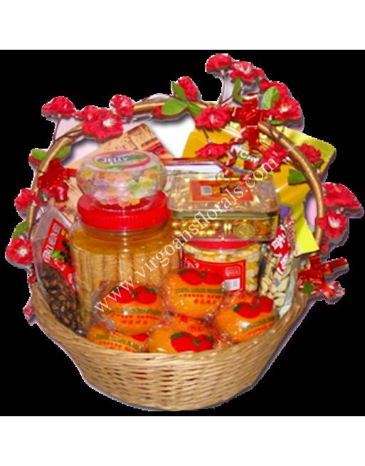 Chinese New Year Hampers - Festive Celebration