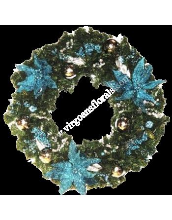 Christmas Wreaths - Merry Christmas