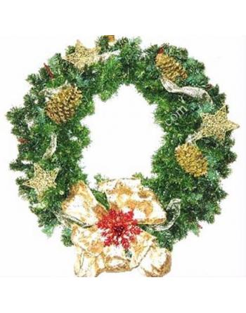 Christmas Wreaths - Christmas Joy