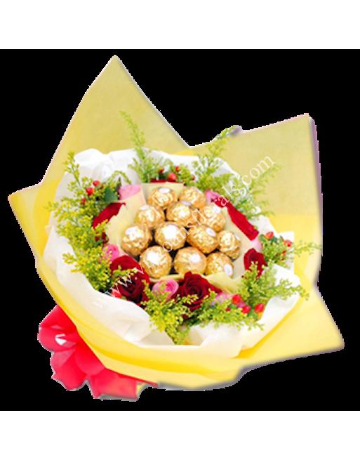 Bouquets - Sweet Temptation