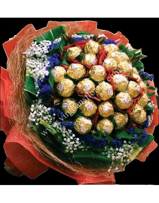Bouquets - Chocolate Indulgence