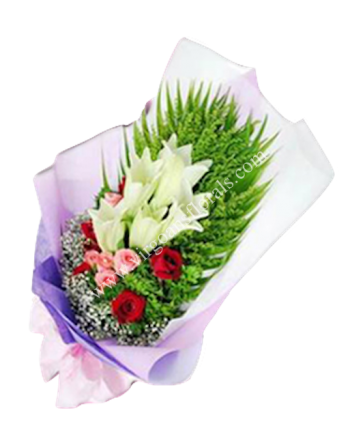 Bouquets - Birthday Greetings