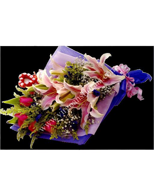 Bouquets - Dedication